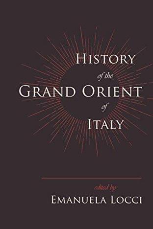 Copertina libro: History Grand Orient Italy