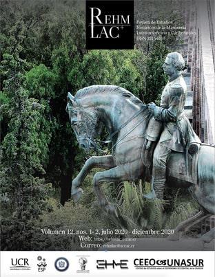 Copertina REHMLAC: Revista de Estudios Históricos de la Masonería